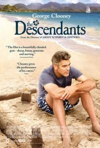 George Clooney The Descendants Poster