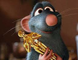 Ratatouille with an Oscar!