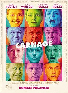 Carnage is Polanski's First Comedy