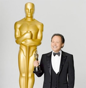 Billy Crystal hosted the 84th Academy Awards