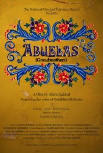 Abuelas was the first film in the category to be shown.