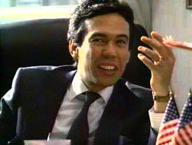Gilbert Gottfried in Beverly Hills Cop 2