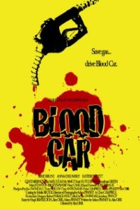 Blood Car was originally made and released in 2007 and is only now getting a UK release...!