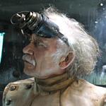Tilo Prückner is Doktor Richter: has been in over 100 films.