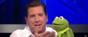 """Fox Business' Eric Bolling accused """"The Muppets"""" of pushing an """"anti-corporate message"""" and a liberal agenda."""