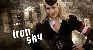 Iron Sky stars Julia Dietze as Renate Richter