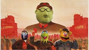 Kermit the Frog as a Communist? Really?