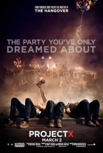 Project X is Todd Phillips' next movie...it's going to be epic!