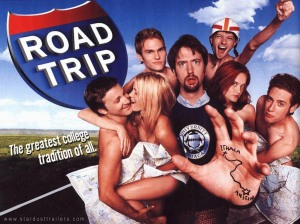 Road Trip was produced by Ivan Reitman who produced Ghostbusters....!