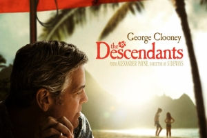 George Clooney's The Descendants still in the Top 10!