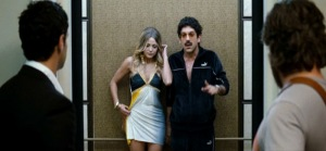 "Todd Phillips as ""The Elevator Guy"" in The Hangover - his biggest movie to date!"