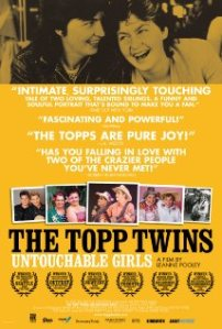 The Topp Twins Official Movie Poster