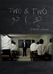 Two and Two was directed by Babak Anvari