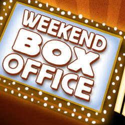 Only 3 comedies at the Box Office last weekend....!