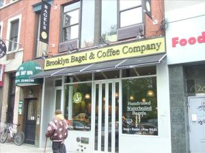 The Brooklyn Bagel & Coffee Company