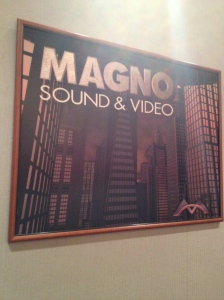 The Magno Screening Rooms are extremely popular and close to Times Square!