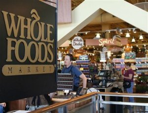 Whole Foods is simply so delicious!