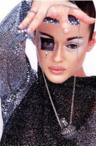Sabrina Mahfouz - hope she wears the same make-up next Monday!